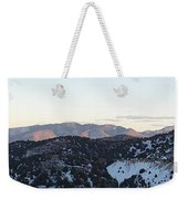 Virginia City View  Weekender Tote Bag