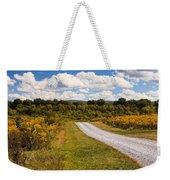 Yesterday - Virginia Country Road Weekender Tote Bag