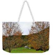 Virginia Fall Weekender Tote Bag
