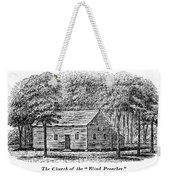 Virginia Rural Church Weekender Tote Bag