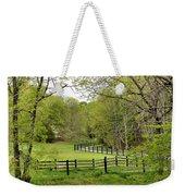 Virginia Spring Weekender Tote Bag