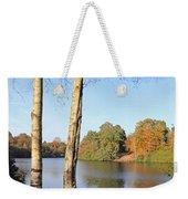 Virginia Water Windsor Berkshire Uk  Weekender Tote Bag