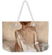 Virginity Weekender Tote Bag