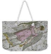 Virgo From A Celestial Atlas Weekender Tote Bag