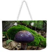 Viscid Violet Cort Weekender Tote Bag