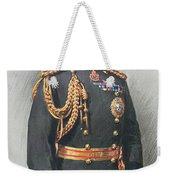 Viscount Kitchener Of Khartoum Weekender Tote Bag