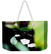Vision Of Mushrooms Weekender Tote Bag