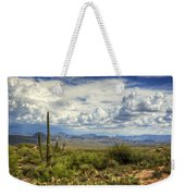 Visions Of Arizona  Weekender Tote Bag by Saija  Lehtonen