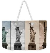 Visions Of Liberty Weekender Tote Bag
