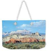 Visions Of Utah Weekender Tote Bag