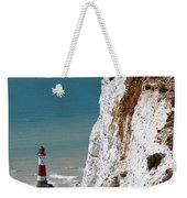 Visiting Beachy Head Weekender Tote Bag