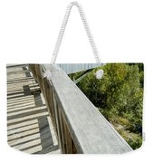 Visitor's Center Lookout Weekender Tote Bag