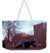 Visitors - Copley Square Weekender Tote Bag