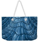 Visual Cortex Weekender Tote Bag