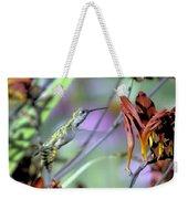 Vitality Of A Hummingbird Weekender Tote Bag