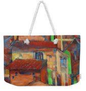 Vitorchiano Astrato Weekender Tote Bag