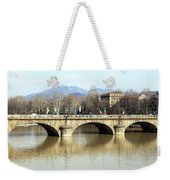 Vittorio Emanuele I Bridge Weekender Tote Bag