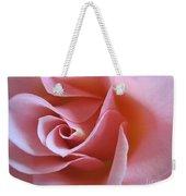 Vivacious Pink Rose 2 Weekender Tote Bag