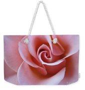 Vivacious Pink Rose 4 Weekender Tote Bag