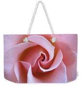 Vivacious Pink Rose 5 Weekender Tote Bag