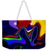 Vivacity  - Abstract  Weekender Tote Bag