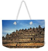 Vivid Borobudur Weekender Tote Bag