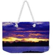 Vivid Skies Weekender Tote Bag