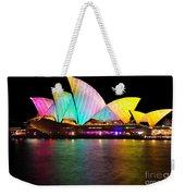 Vivid Sydney 2014 - Opera House 1 By Kaye Menner Weekender Tote Bag