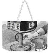 Viviscope, 1896 Weekender Tote Bag