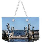 Vizcaya - The Pier Weekender Tote Bag