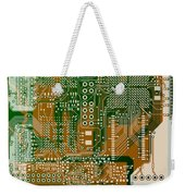 Vo96 Circuit 3 Weekender Tote Bag