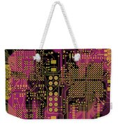 Vo96 Circuit 8 Weekender Tote Bag