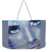 Vogue Weekender Tote Bag