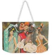 Vogue Ladies Weekender Tote Bag