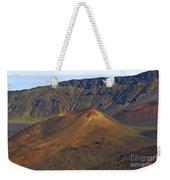 Volcanic Cone Weekender Tote Bag