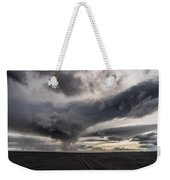 Volcanic Plumes With Poisonous Gases Weekender Tote Bag
