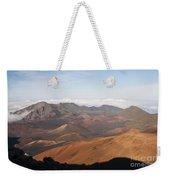 Volcanic Valley Of Cones Weekender Tote Bag