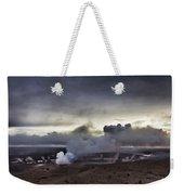 Volcano Crater Big Island Hawaii Weekender Tote Bag