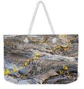 Volcano Regeneration Weekender Tote Bag