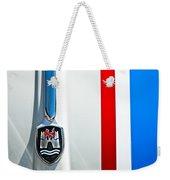 Volkswagen Vw Hood Emblem 3 Weekender Tote Bag