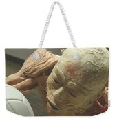Extreme Sports Volleyball Player From Bodies Exhibit Weekender Tote Bag