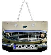 Volvo Grille Emblem -0198c Weekender Tote Bag