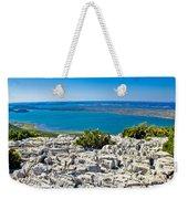 Vransko Lake And Kornati Islands Weekender Tote Bag