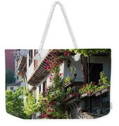 V. Turnovo Old City Street View - Bulgaria Weekender Tote Bag