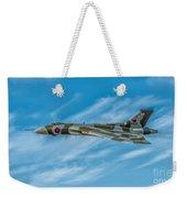 Vulcan Bomber Weekender Tote Bag by Adrian Evans