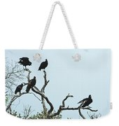 Vulture Club Weekender Tote Bag