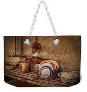 Vulture Kitchen Weekender Tote Bag