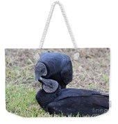Vulture Love Weekender Tote Bag