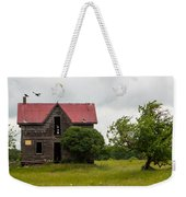 Vultures On A Farmhouse Weekender Tote Bag