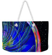 Fun On Planet X Weekender Tote Bag